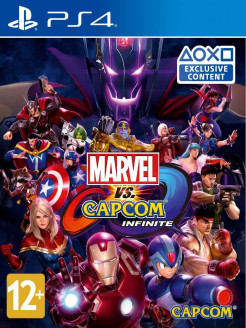 Marvel vs. Capcom: Infinite [PS4, русские субтитры] Capcom