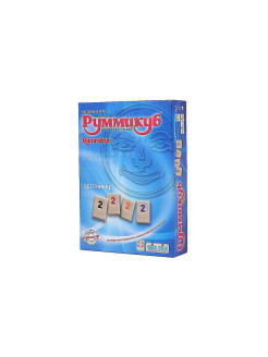Руммикуб: Без границ МИНИ (Rummikub Lite (Mini Tiles) Стиль Жизни