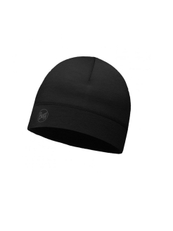 Шапка Buff THERMONET HAT SOLID BLACK Buff