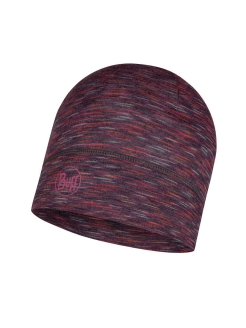 Шапка Buff LIGHTWEIGHT MERINO WOOL HAT SHALE GREY MULTI STRIPES Buff