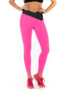 Тайтсы Shelby Shock Pink Beautybody Apparel