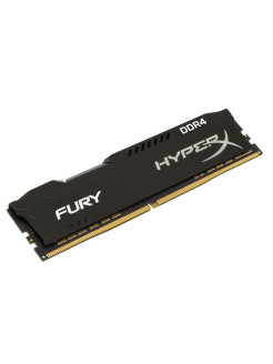 Модуль памяти DDR4 DIMM 4Гб 2400MHz CL15, HyperX FURY Kingston
