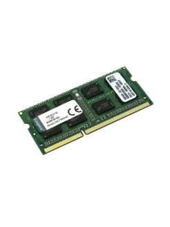 Модуль памяти DDR3L SODIMM 8Гб 1600MHz Non-ECC 2Rx8 CL11 Kingston