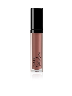 "Блеск для губ VELVETEEN ULTRA SHINE No.411 ""BOND GIRL"" GA-DE"