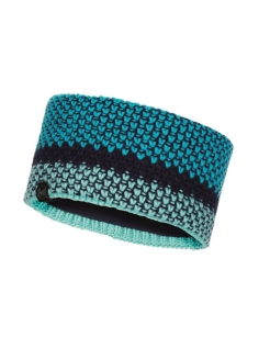 Шарф Buff KNITTED & POLAR HEADBAND TILDA CURACAO BLUE Buff