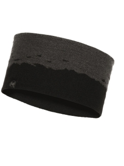 Шарф KNITTED HEADBAND TOVE BLACK Buff