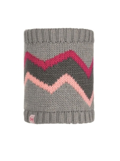 Шарф Buff CHILD KNITTED & POLAR NECKWARMER ARILD GREY CHILD Buff