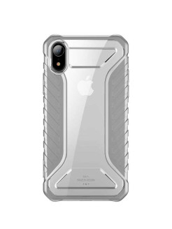 Чехол-накладка Apple iPhone XR Baseus Michelin Race Gray BASEUS