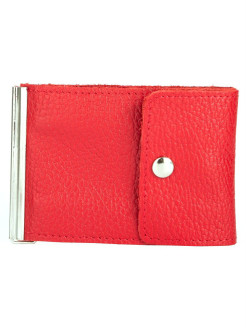 Money clip (scarlet red) Arora