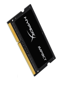 Модуль памяти DDR4 SODIMM 16Гб 2400MHz CL14, HyperX Impact DDR4 Kingston