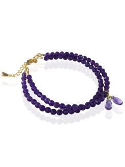 Браслет Miniature Amethyst Alerie-Accessories