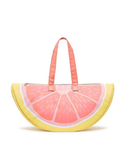 Сумка-холодильник super chill cooler carryall, grapefruit ban.do