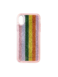 Чехол для Iphone glitter bomb iphone case, color wheel ban.do
