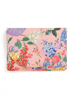 Папка для ноутбука logged on laptop sleeve, garden party ban.do
