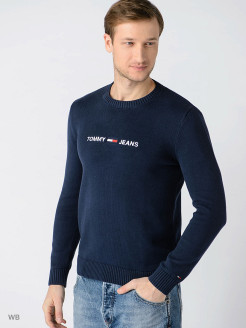 Свитер TOMMY JEANS
