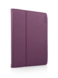 Чехол книжка для Apple iPad 2 / iPad 3 / iPad 4 Folder Case Folio Canvas Capdase