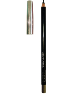 Деревянный карандаш  для бровей  PROFESSIONAL EYEBROW PENCIL NO.11 BLACK, 1.9 г MIKATVONK