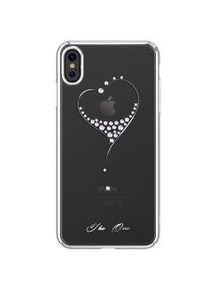 Чехол с Swarovski Wish Series для iPhone X/Xs Kingxbar