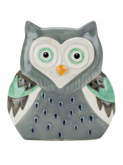 Салфетница Artsy Grey Owl BOSTON