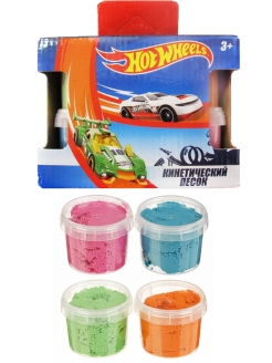 "Кинетический песок ""Hot Wheels"" Centrum"