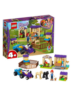 Designer of LEGO Friends 41361 Stable for foals Mia LEGO