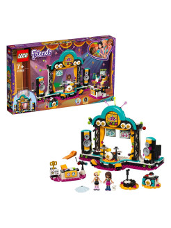 Конструктор LEGO Friends 41368 Шоу талантов LEGO