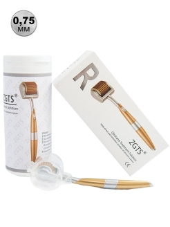 Мезороллер Clinicares Treatment Solution 0.75 мм 192 иглы ZGTS