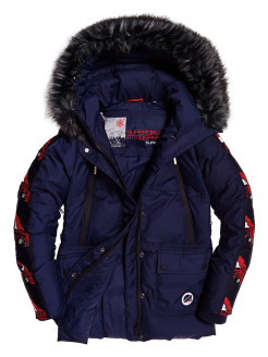 Пальто CANADIAN MOUNTAIN RANGE DOWN PARKA SuperDry Sport & Snow