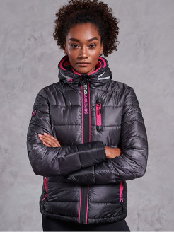 Куртка POLAR POWER FADE PUFFA SuperDry Sport & Snow
