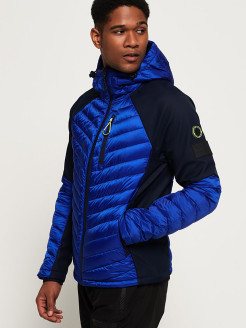 Куртка KISO PADDED RACER JACKET SuperDry Sport & Snow