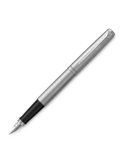 Перьевая ручка Parker Jotter Core - Stainless Steel CT, M Parker.