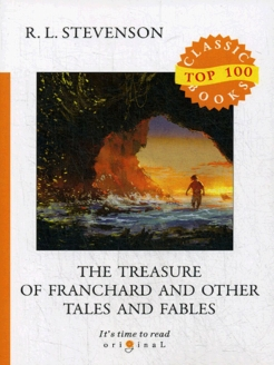 The Treasure of Franchard and Other Tales and Fables T8 Rugram
