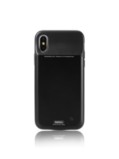 Чехол-аккумулятор Apple iPhone X 3200 mAh PN-04 Black REMAX