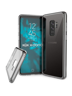 Clearvue Case for Sasmung Galaxy S9 Plus Clear x-doria