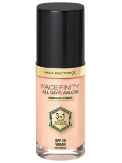 Тональная основа Facefinity All Day Flawless 3-in-1 №55 MAX FACTOR