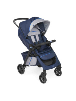 Коляска KWIK.ONE STROLLER Blueprint CHICCO