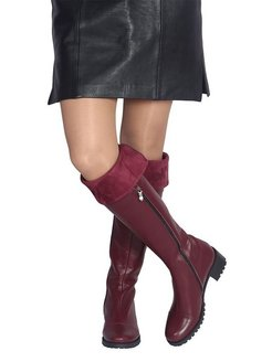 Over-the-knee boots Ballini