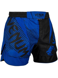 Шорты ММА NoGi 2.0 Black/Blue Venum