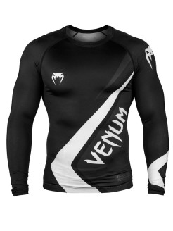 Рашгард Contender 4.0 L/S Black/Grey-White Venum