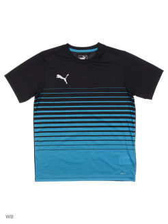 Футболка ftblPLAY Graphic Shirt Jr PUMA