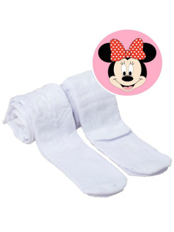 Fishnet tights for children, Minnie Mouse Disney