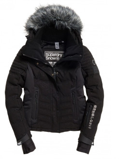 Куртка LUXE SNOW PUFFER Superdry