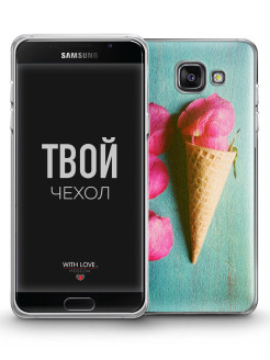 Samsung Galaxy A3 2016 A310 Art Design