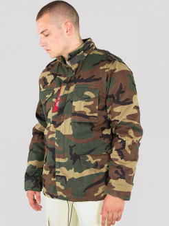 Куртка M-65 AlphaIndustries