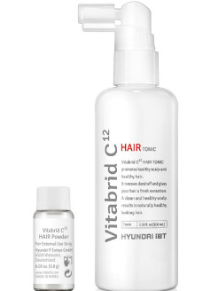 Тоник для кожи головы Vitabrid C12 Hair Tonic Set Scalp Relief Vitabrid