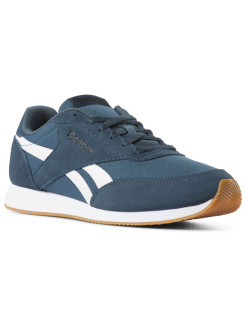 Кроссовки REEBOK ROYAL CL JOG BLUE HILLS/BLACK/WHT Reebok