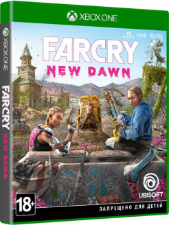 Far Cry. New Dawn [Xbox One, русская версия] Ubisoft