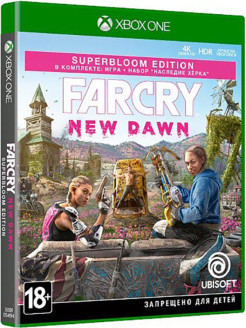 Far Cry. New Dawn. Superbloom Edition [Xbox One, русская версия] Ubisoft