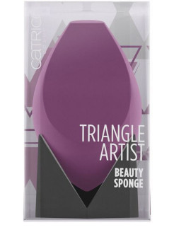 Спонж косметический 010 Triangle Artist Beauty Sponge CATRICE.
