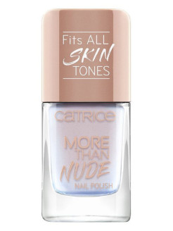 Лак для ногтей More Than Nude Nail Polish 03 CATRICE.